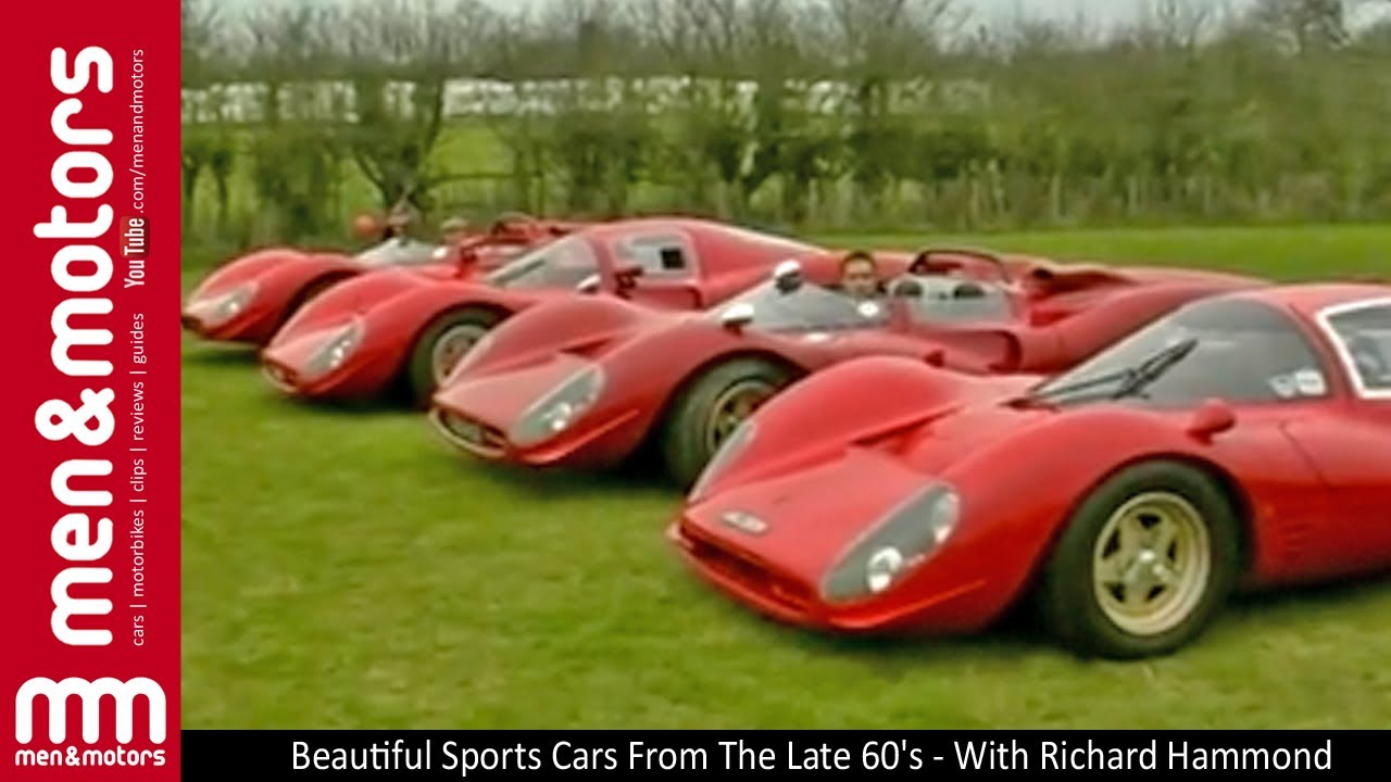Beautiful Sports Cars From The Late S With Richard Hammond - Sports cars starting with s