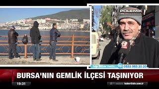 Bursa'nın Gemlik ilçesi taşınıyor! - 25 Aralık 2017