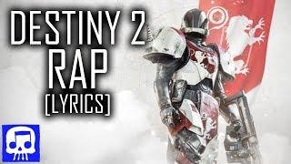 "Destiny 2 Rap LYRIC VIDEO by JT Music - ""Fireborn"""