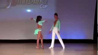 David and Paulina - 2013 World Latin Dance Cup - Finals