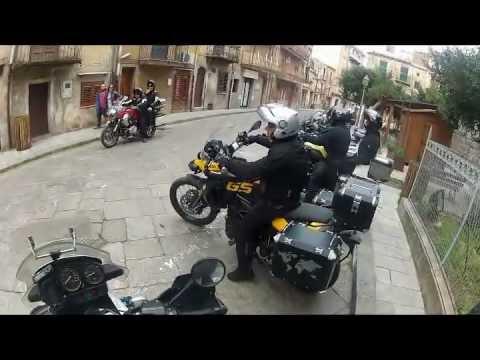 Bmw Motorrad Club Siracusa - Circuito della Targa Florio