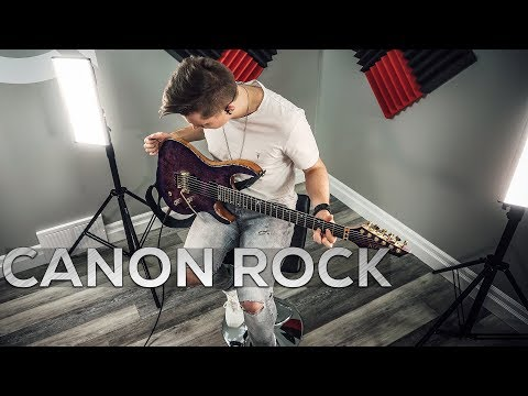 Canon Rock - Cole Rolland (Guitar Cover)