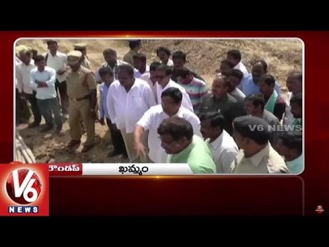 Food Poison | Raithu Garjana | Employment Notification | Telangana State Roundup | V6 News
