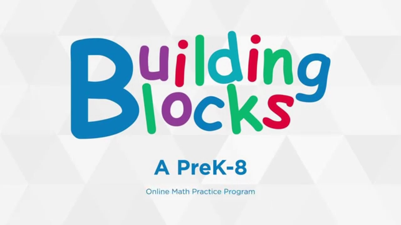 An Overview of Building Blocks Adaptive Math Practice - YouTube