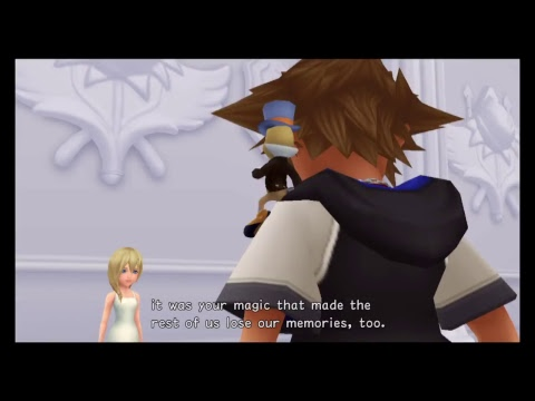 """Let's Play Kingdom Hearts re chain of memories (Sora #6) Sora snaps """"One vs All"""" + Reunited with  👥"""