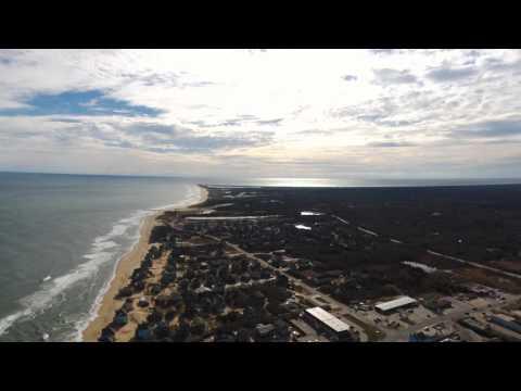 Drone at Cape Hatteras Motel