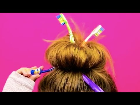 Thumbnail: 15 INCREDIBLE HAIRSTYLES YOU CAN MAKE IN LESS THAN A MINUTE