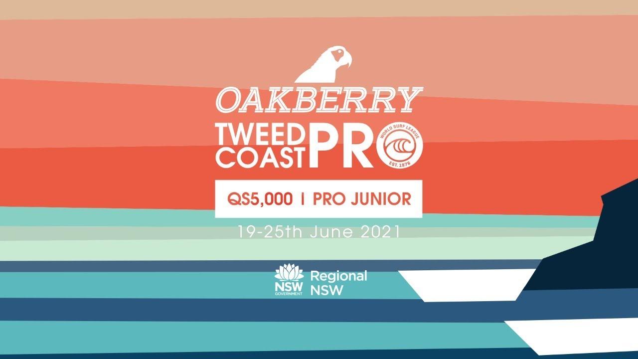 Oakberry Tweed Coast Pro - Day 1 - YouTube