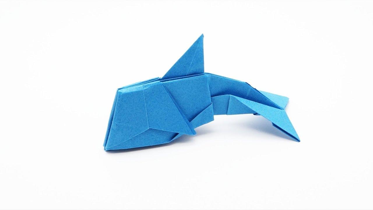 origami dolphin jo nakashima youtube