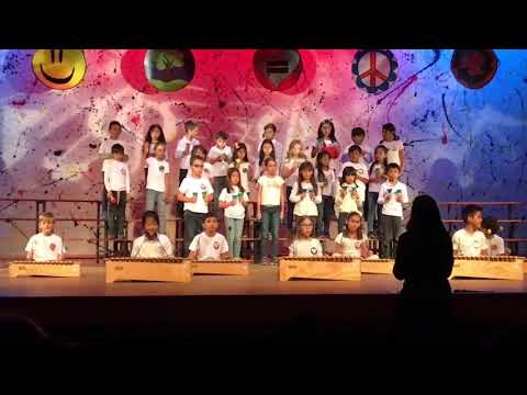 Talent Show 2018 Calvert School