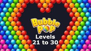 Bubble Pop Puzzle Game Legend Levels 21 to 30   Bubble Shooter screenshot 4