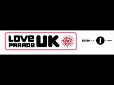 UK Loveparade 2000 - Judge Jules - Radio 1
