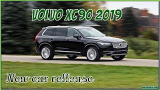 New Volvo XC90 2019 Review And Specs