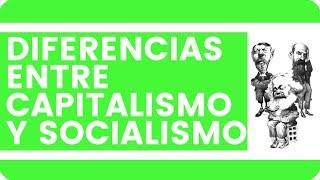 Video ¿Cuál es la diferencia entre capitalismo y socialismo? download MP3, 3GP, MP4, WEBM, AVI, FLV Januari 2018