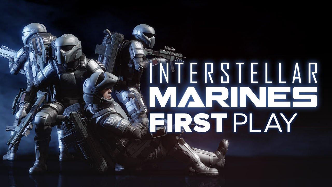 First Play: Interstellar Marines