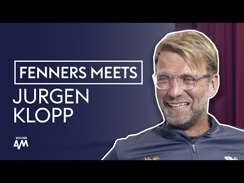 Jurgen Klopp's WEIRDEST Superstitions?! | Fenners Meets Jurgen Klopp