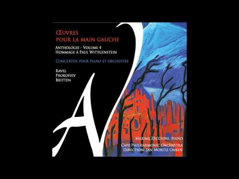 Maxime Zecchini, Cape Philharmonic Orchestra - Diversions for the Left Hand, Op. 21: Var. 11, Finale