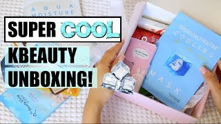 NEW Korean Beauty Unboxing! | Beauteque