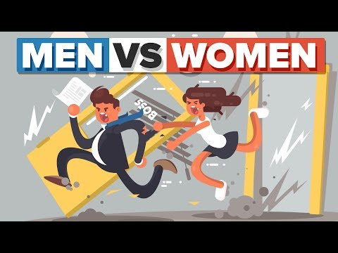 Men Vs Women - How Are They Different?