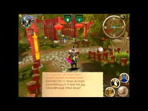 Order And Chaos Online: Mili Scanner Weapon