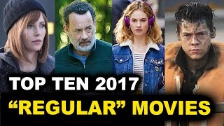 Top Ten Movies 2017 - Dunkirk, Baby Driver, The Coldest City, The Circle - Beyond The Trailer