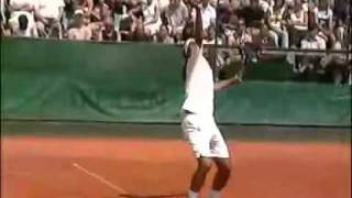 Rafael Nadal at the age of 16!