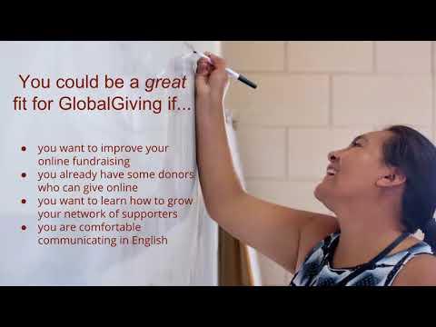 WEBINAR: Как да се включим в GlobalGiving