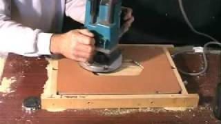 Routing With Tom O'donnell   Producing A Small Cabinet Door.mp4
