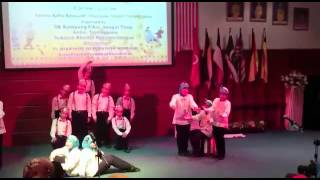 SK Kubang Kerian 3 Action Song 2014; Malaysia