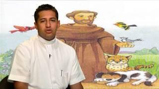 La Vida de los Santos  (San Nicolás de Tolentino)