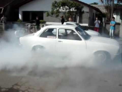 Borrachão Chevette Tubarão com motor de Santana