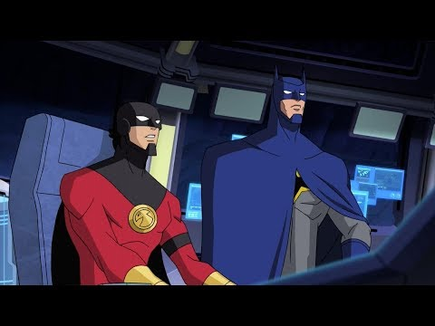 Batman and Red Robin!