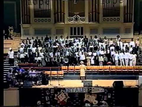 NTCG Nat Youth Convention 1996 Children's Session - Jesus We Worship