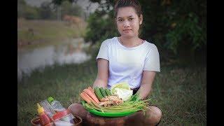 Magic Green Papaya Salad | Funny Cooking Videos