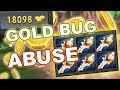 Dota 2 NEW GOLD BUG ABUSE - 7.10 update!