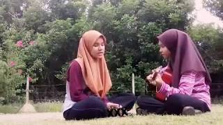 Oh angin sampaikan rindu | cover by Mairah & Dyana
