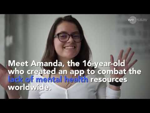 Amanda Southworth: An App for Mental Health Resources