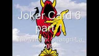 The History of ICP - the six joker cards