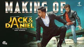 Making Of JACK & DANIEL Malayalam Movie | Dileep, Arjun | Official