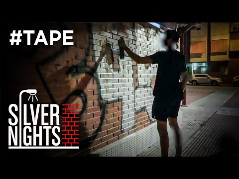 Silver Nights - Tape