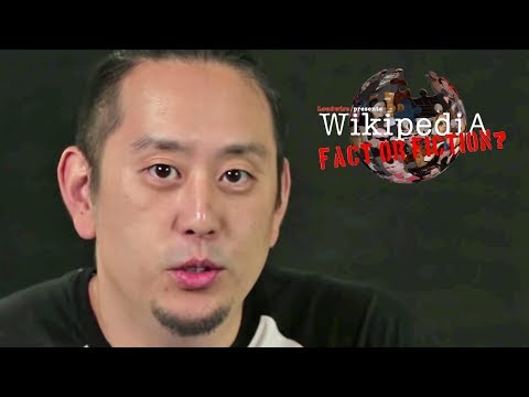 Linkin Park's Joe Hahn - Wikipedia: Fact or Fiction?