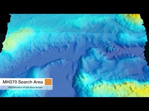 The Search for the MH370
