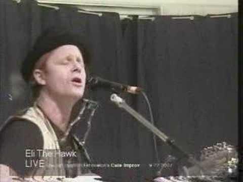 Eli the Hawk LIVE at Cafe Improv
