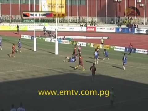Rugby 9's Finale Highlights - Samoa vs PNG | XV Pacific Games Day #10 #EMTVPacGames