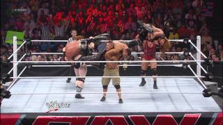 WWE Monday Night Raw En Espanol - Monday, February 11, 2013