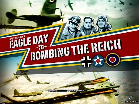 Gary Grigsby: Eagle Day To Bombing The Reich