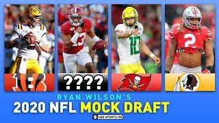2020 NFL MOCK DRAFT Full First Round: Impact of Tua