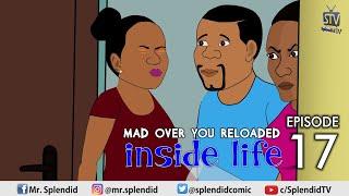 Download Splendid Tv Comedy - INSIDE LIFE: MAD OVER YOU RELOADED EP 17 (Mama Bomboy) (Splendid TV Cartoon)