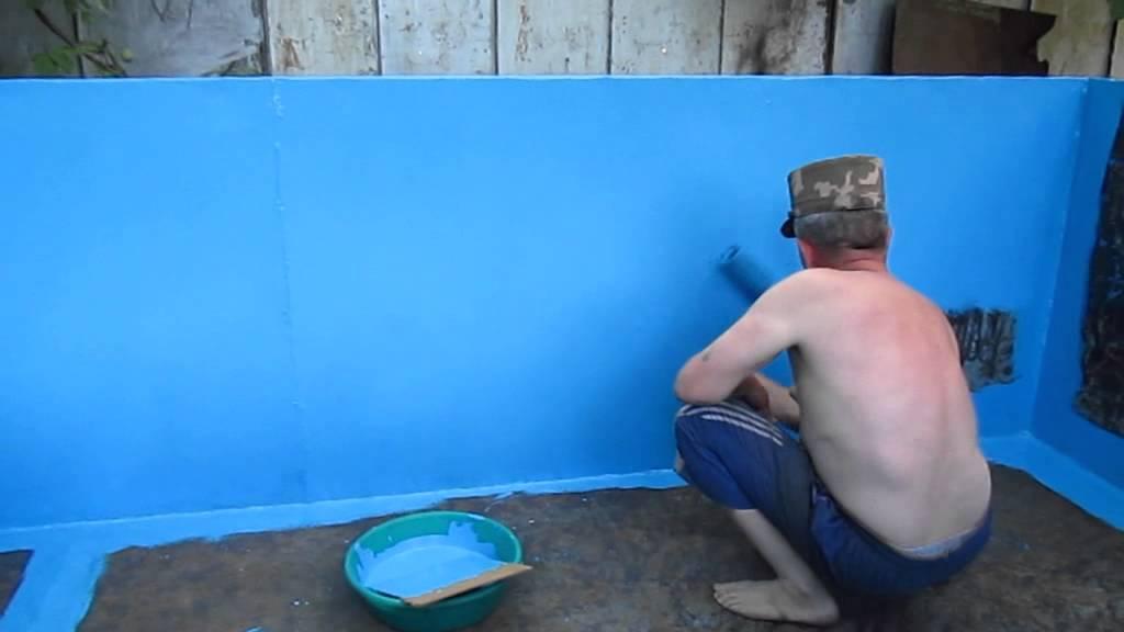 Покраска металлического покрытия