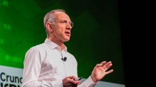 Michael Moritz On The Tech Ecosystem | Disrupt SF 2013